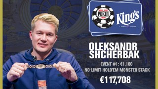 Sieger WSOPE Monster Stack