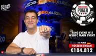Winner Hossein Ensan