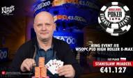 Winner WSOPC PLO High Roller -12-10-2017