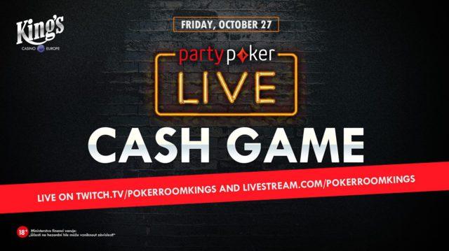 partypoker live stream kings casino