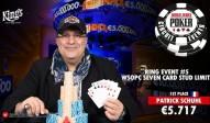 winner Seven Card Stud