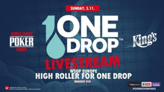 Livestream One Drop Finale