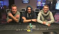 Die Gewinner des Pot Limit Omaha Deepstack