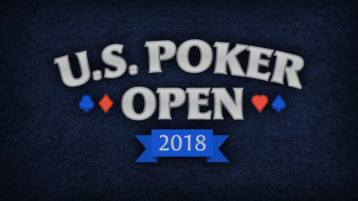 US Poker Open Logo