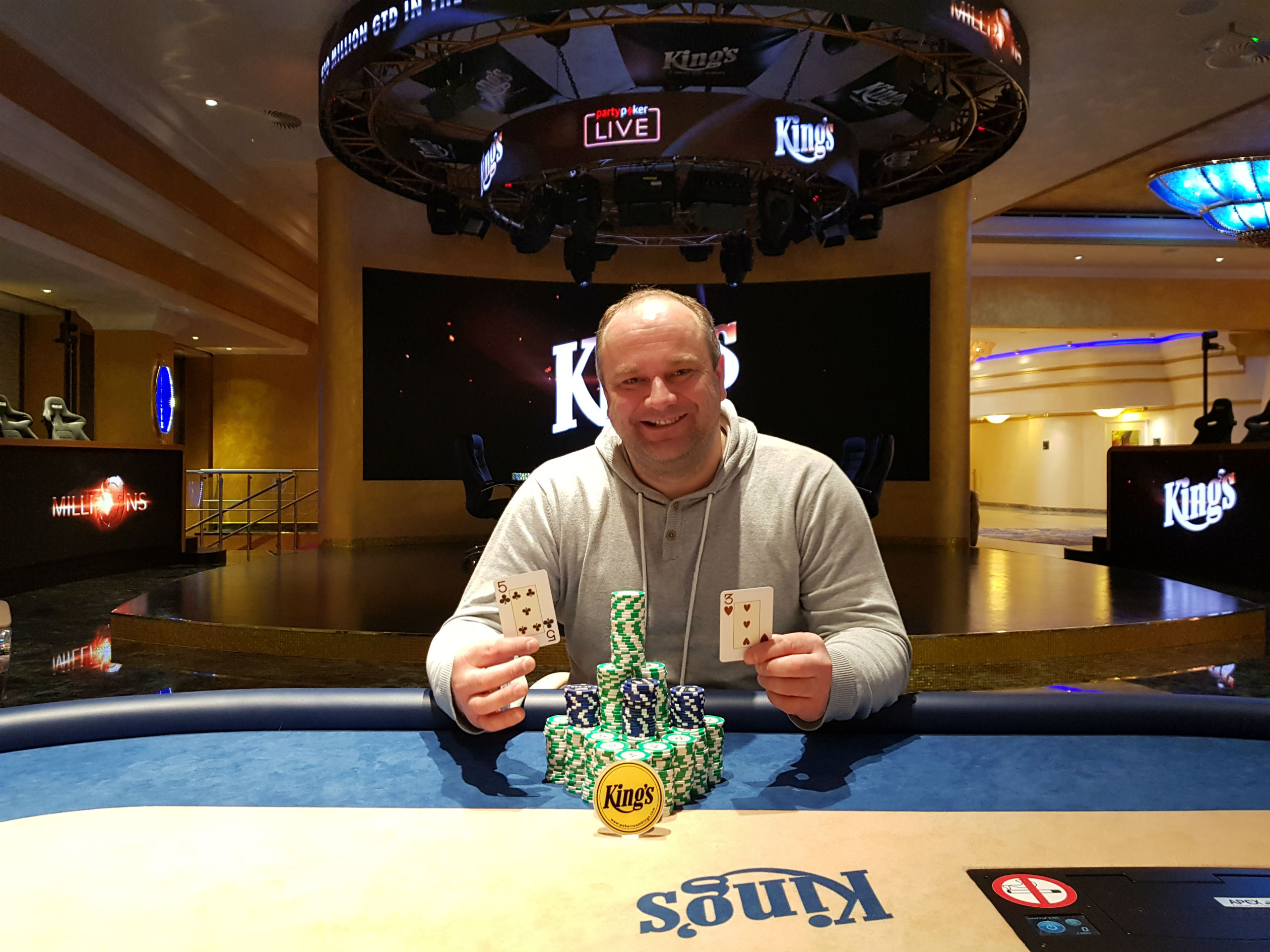 winner Big Stack Turbo 27-11-2017