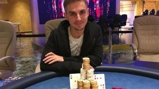 Anton Yakushko sicherte sich die Local Championship
