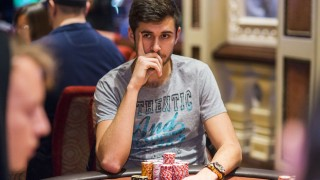 Sean Perry, der Sohn des bekanntesten Radlers unter den Pokerspielern...