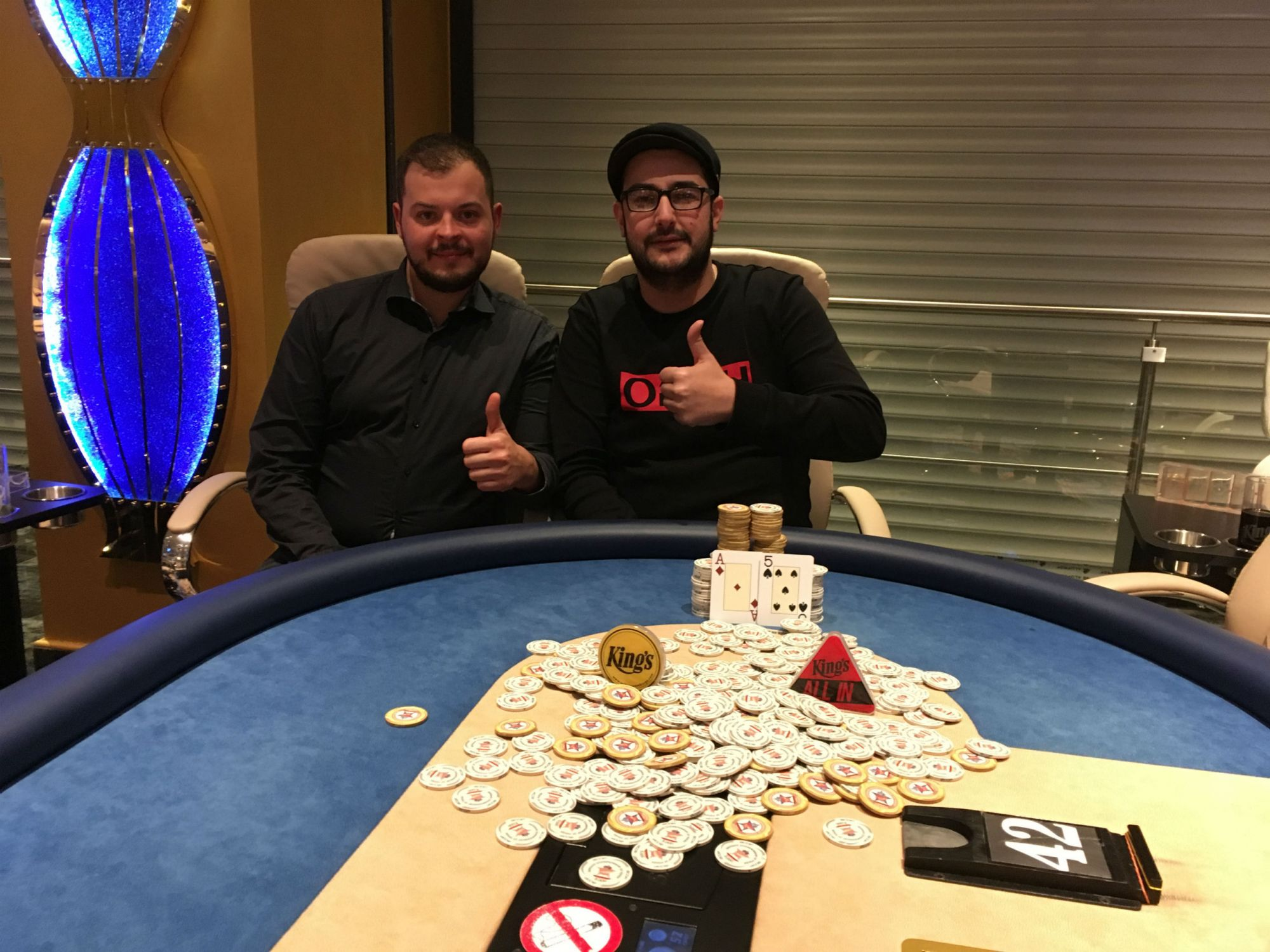 winner Christmas Deepstack 25-12-2017