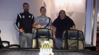 winner Holdem Championship 28-12-2017