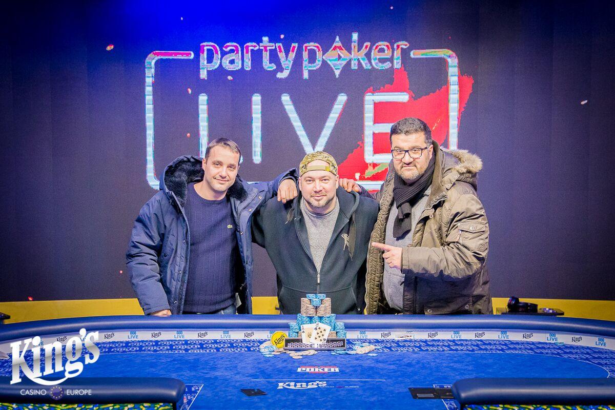 winner Poker Giants Main Event 17-12-2017