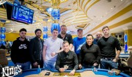 Die Gewinner des Three Kings Monsterstack Madness