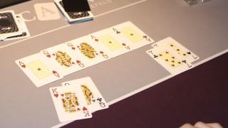 Poker: das Spiel der (fast) unendlichen Möglichkeiten