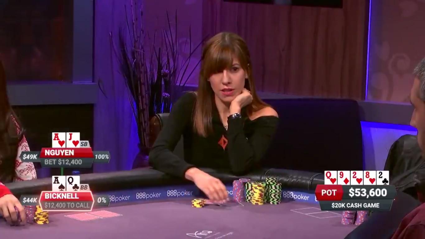 Femme Fatale bei Poker After Dark – Krasser Bluff von partypoker Pro ...