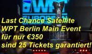 Last Chance Satellite