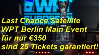Last Chance Satellite