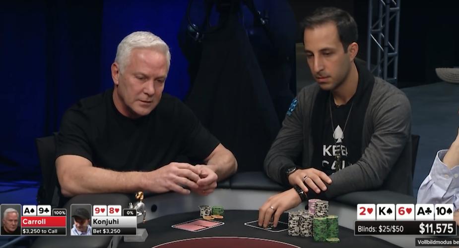 choctaw casino video poker