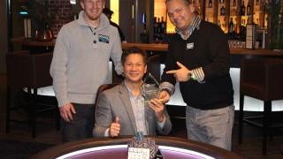 Thang Duc Nguyen gewinnt das HGP Masters PLO Event