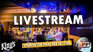 livestream spanish cup 31-01