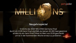 partypoker Satellite