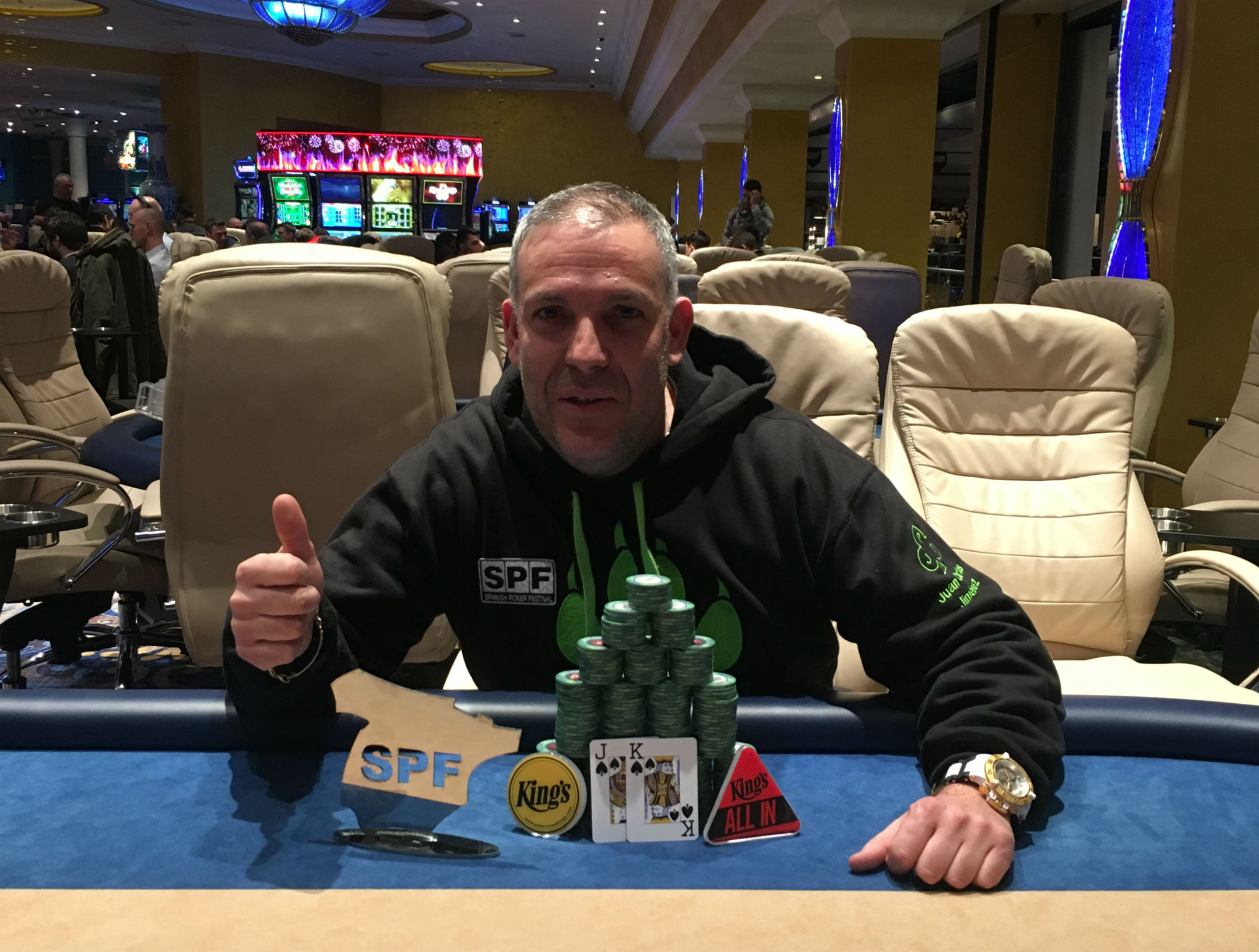 winner Turbo deepstack 30-01-2018