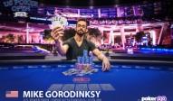Sieg für Mike Gorodinsky