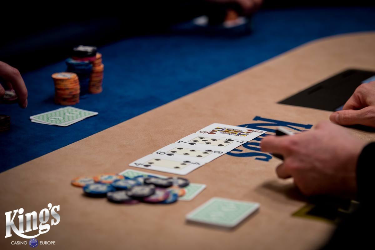 position poker Langen