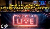 Livestream Tag 2