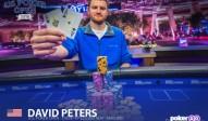 David Peters stoppte Chidwick