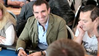 Poker-Präsident Stephan Kalhamer hatte die Idee für das Charity-Turnier.
