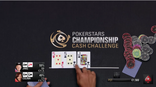 PokerStarsCashChallenge