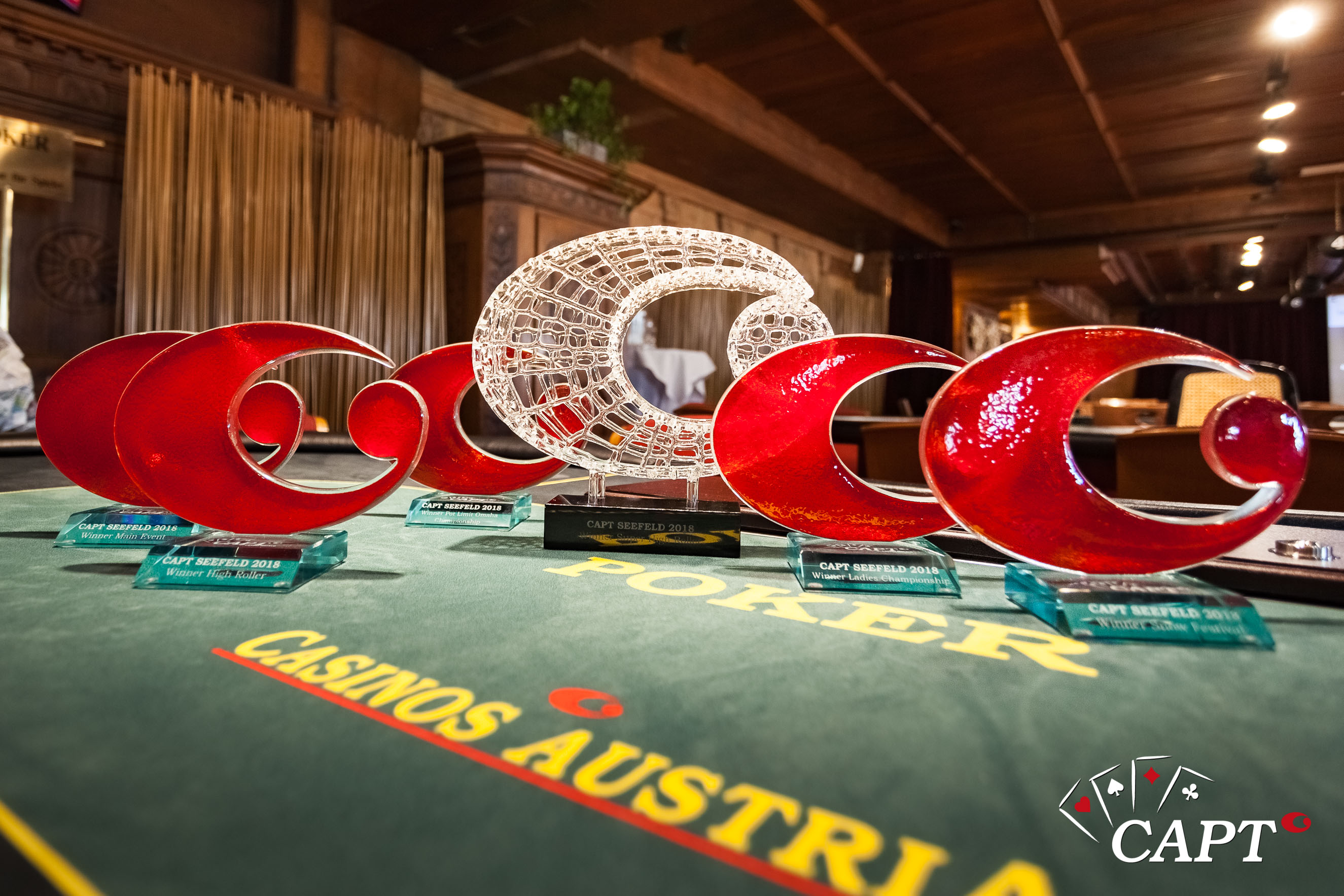 Pokern im Casino Seefeld