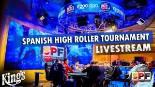 SPF High Roller Livestream