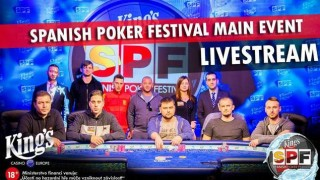 SPF Livestream Main Event Finale
