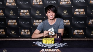 Sieger Event #18 Vincent Huang (AUS)