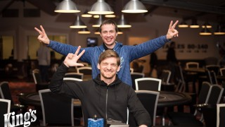 Sieger SPF Pot Limit Omaha Side Event