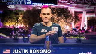 US Poker Open Event #1 Justin Bonomo