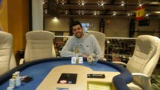 Sieg beim Golden Poker für Alejandro Vayquez Gomez