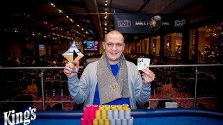 winner Millions Open 13-02-2018