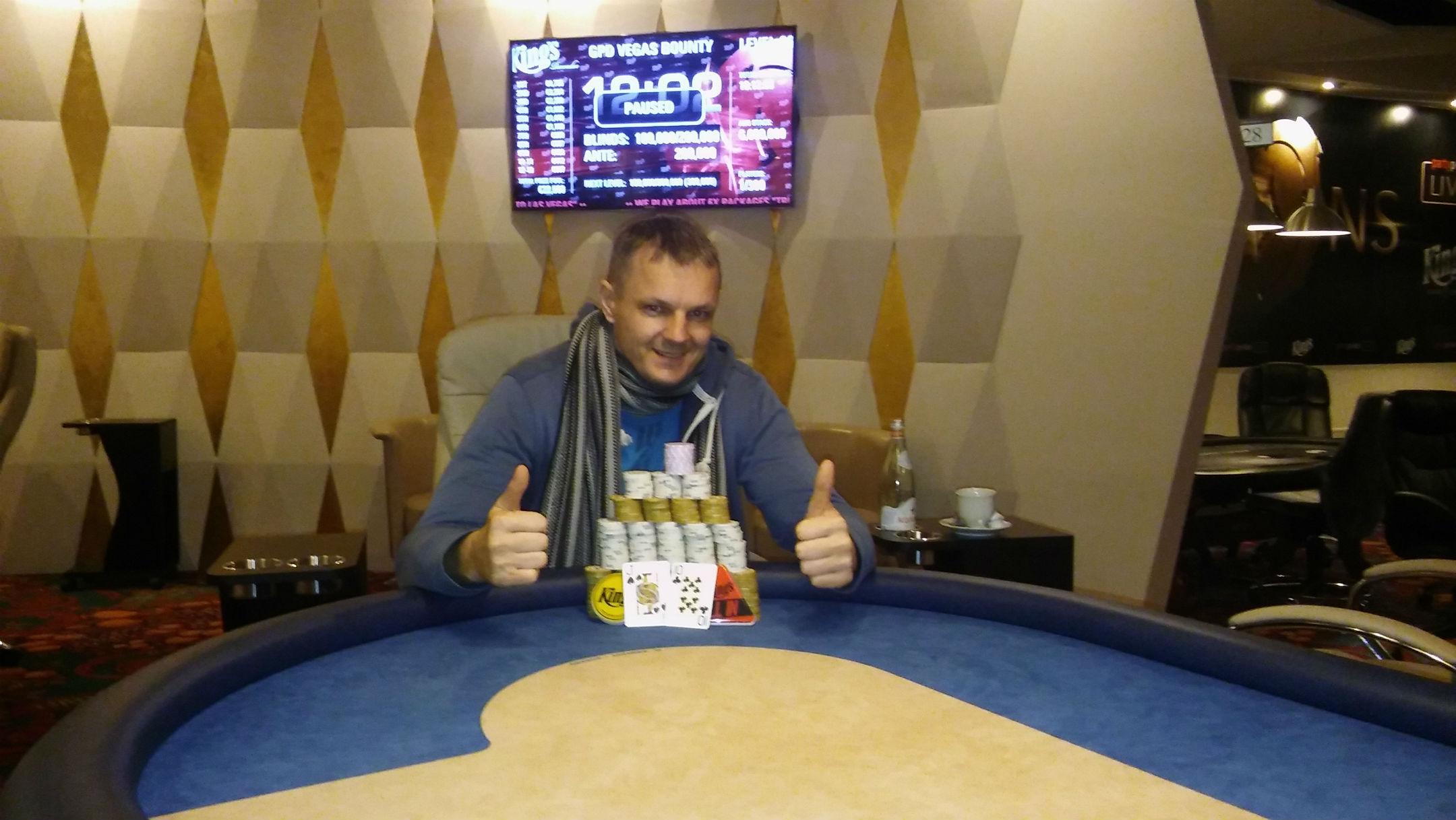 winner Vegas Bounty 23-02-2018