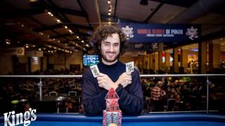 Eyal Bensimhon (FRA) gewinnt die WSOPC Deep Stack Open