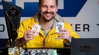 Arsenyi Karmatskyi gewinnt die erste EPT in Sochi