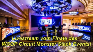 Livestream Monster Stack Finale