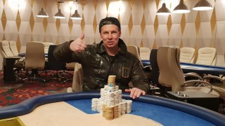 PLO Champion Marek Blasko (SVK)