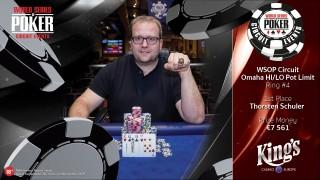 Winner PLO High Low Ring 4 10-03-2018