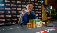 Sieger James Chen