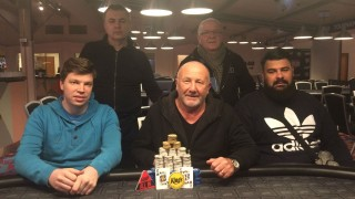 Die Gewinner des King's Hold'em Adventure