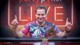 Matan Bakrat gewinnt das €2.700 Warm Up Event
