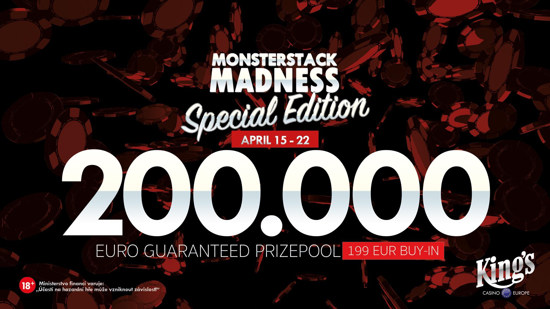 Monsterstack Madness Special teaser