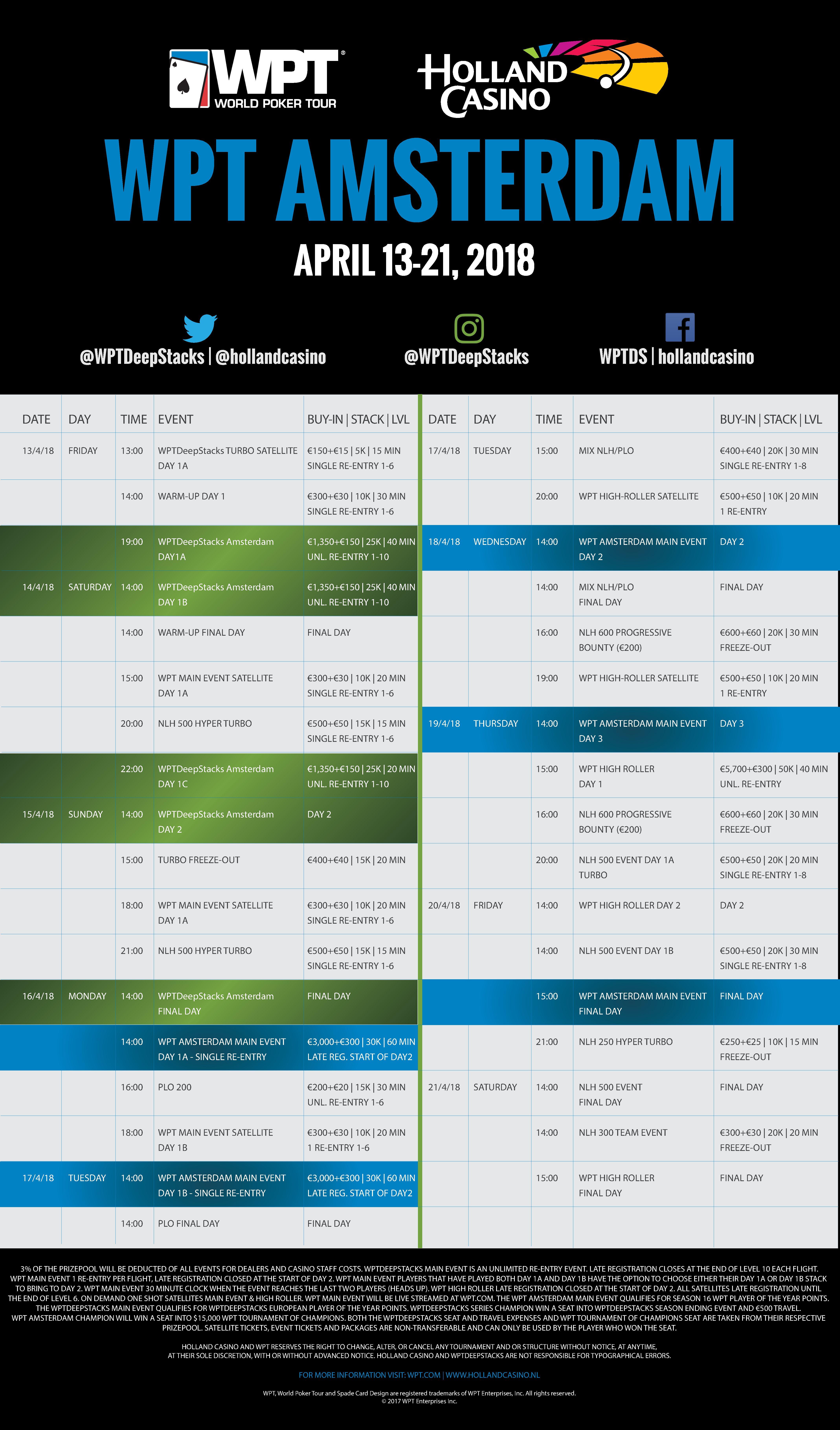 Schedule_WPT-Amsterdam_2018-2
