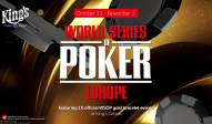 WSOP Europe 2018
